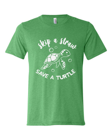 Girl Scout Troop 526 Save A Turtle T-Shirt
