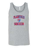 Plainfield Soccer Men's Tank Top - SP
