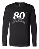 Tri Kappa Unisex Short or Long Sleeve Jersey Tee 80th Design SP - L&M Spirit Gear