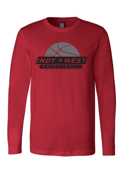 Indy West Long Sleeve Unisex Jersey Tee SP - L&M Spirit Gear
