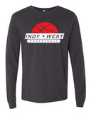 Indy West Unisex Long Sleeve Jersey Tee - SP