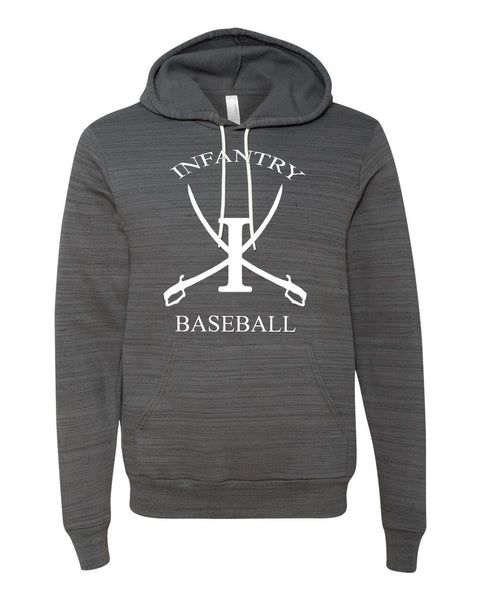 Infantry Baseball Unisex Hooded Pullover Sweatshirt SP - L&M Spirit Gear