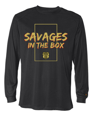 Warren Pride Savages B-Core Long Sleeve T-Shirt SP2