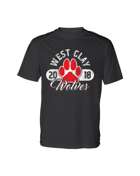 West Clay Elementary Dri Fit Tee SP4