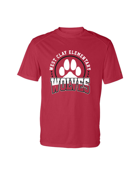 West Clay Elementary Dri Fit Tee SP3