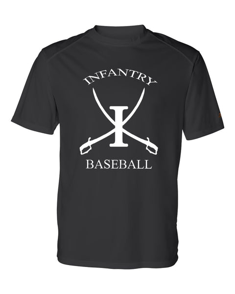 Infantry Baseball DryFit T-Shirt SP - L&M Spirit Gear