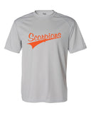 Scorpions Baseball B-Core Short Sleeve T-Shirt SP4 - L&M Spirit Gear  - 2