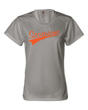 Scorpions Baseball B-Core Women's Crewneck T-Shirt SP4 - L&M Spirit Gear  - 2