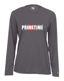 Indiana Primetime Softball B-Core Women's Long Sleeve T-Shirt SP - L&M Spirit Gear  - 2