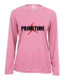 Indiana Primetime Softball B-Core Women's Long Sleeve T-Shirt SP - L&M Spirit Gear  - 3