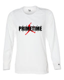 Indiana Primetime Softball B-Core Women's Long Sleeve T-Shirt SP - L&M Spirit Gear  - 4