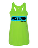 Eclipse Wasson Softball B-Core Women's Racerback Tank SP - L&M Spirit Gear