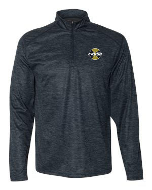 Indy Crush Lightweight Quarter Zip - EMB