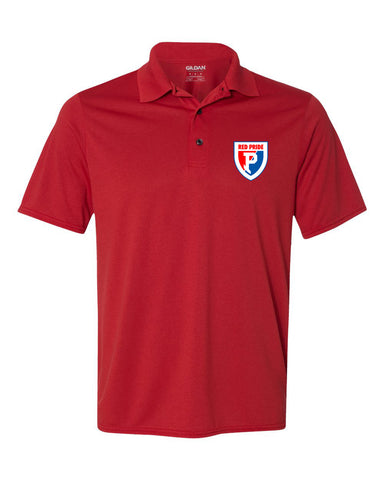 Plainfield Soccer Performance Jersey Sport Shirt EMB - L&M Spirit Gear
