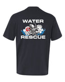 Fishers Fire Department Water Rescue Extreme Cotton Short Sleeve T-Shirt SP2 - L&M Spirit Gear
