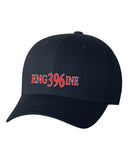 Fishers Fire 396 V-Flex Twill Cap EMB - L&M Spirit Gear  - 1