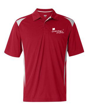 PCMS Golf Mens Polo - EMB