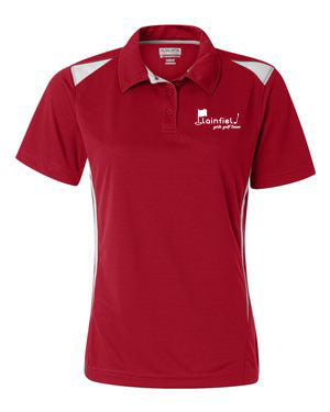 PCMS Golf Womens Polo - EMB