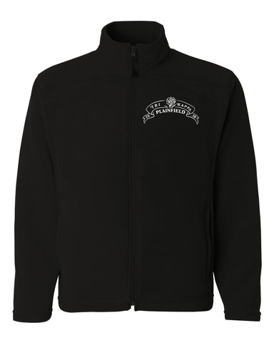 Tri Kappa Leadville Microfleece Full-Zip Jacket EMB - L&M Spirit Gear