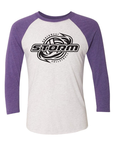 Northwest Storm Baseball Tee SP