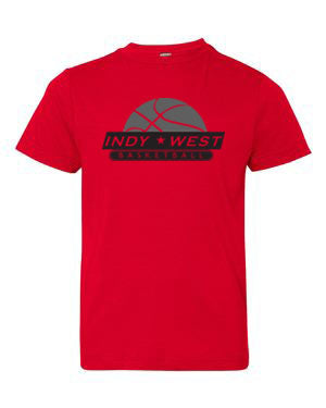 Indy West Youth Short Sleeve Tee - SP