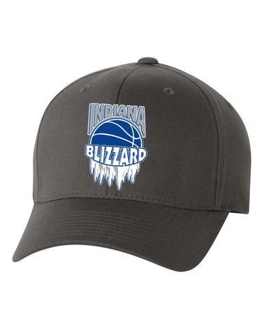 Indiana Blizzard Cotton Blend Cap EMB - L&M Spirit Gear  - 1