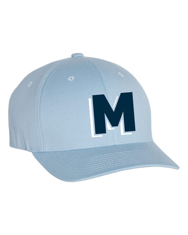 Marlins Softball Cotton Blend Cap - EMB