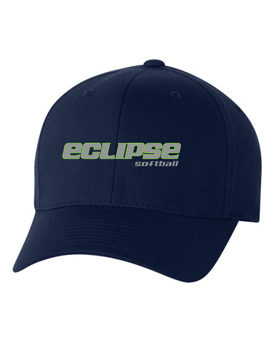 Eclipse 10U Flexfit Hat - EMB