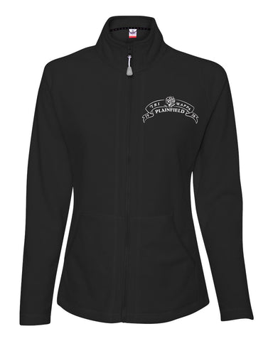 Tri Kappa Women's Frisco Microfleece Full-Zip Jacket EMB - L&M Spirit Gear