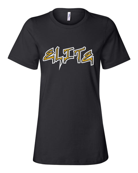 Elite Softball Women's Relaxed Short Sleeve Jersey Tee SP1 - L&M Spirit Gear