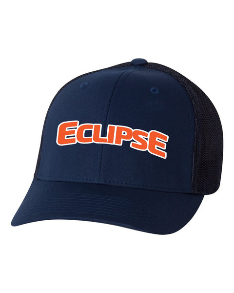 Eclipse Miller Flexfit Trucker Hat EMB