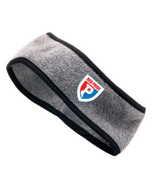 Plainfield Girls Swimming & Diving Fleece Headband- EMB