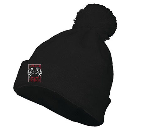 SSH Pom Beanie with embroidery - L&M Spirit Gear