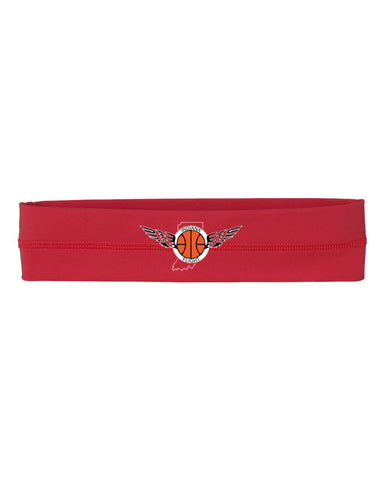Indiana Flight Women's Headband EMB - L&M Spirit Gear