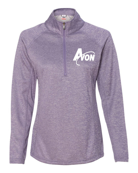Avon Band Aster Women's Space Dyed Pullover EMB - L&M Spirit Gear