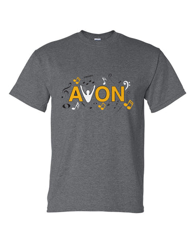 Avon Choir Ultra Cotton T-Shirt SP3 - L&M Spirit Gear  - 1