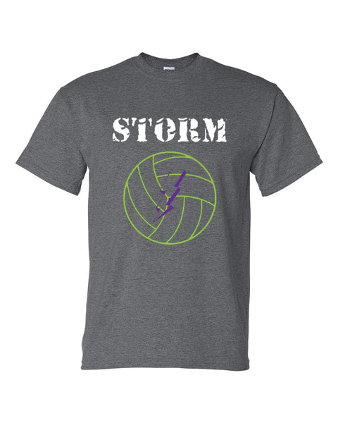 Storm Volleyball Dry Blend Short Sleeve Tee SP - L&M Spirit Gear