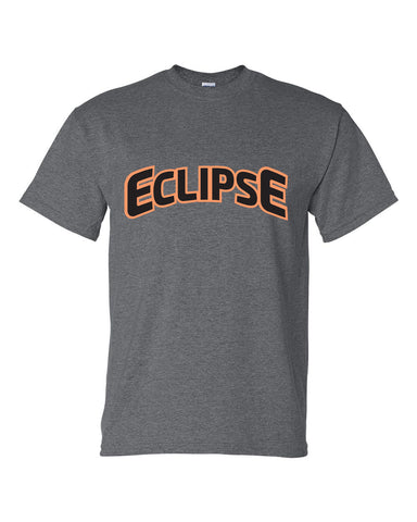 Eclipse Miller Blue or Dark Heather DryBlend 50/50 T-Shirt SP1 - L&M Spirit Gear  - 1