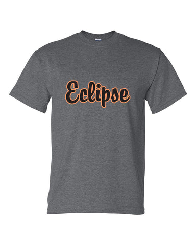 Eclipse Miller Blue or Dark Heather DryBlend 50/50 T-Shirt SP2 - L&M Spirit Gear  - 1