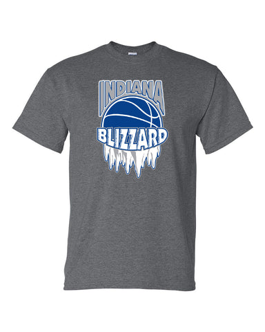 Indiana Blizzard Dry Blend Short Sleeve Tee SP - L&M Spirit Gear  - 1