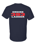 Fishers Fire 393 Dry Blend Short Sleeve Tee SP - L&M Spirit Gear