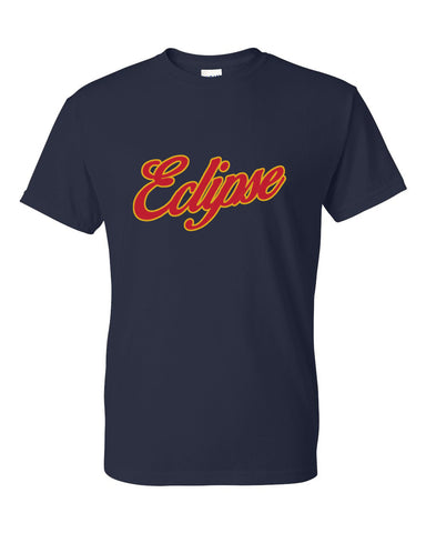 Eclipse Cook Navy or Dark Heather DryBlend 50/50 T-Shirt SP - L&M Spirit Gear  - 1