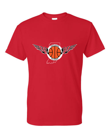 Indiana Flight Dry Blend Short Sleeve Tee SP - L&M Spirit Gear