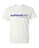 Softball one Dry Blend Short Sleeve Tee SP - L&M Spirit Gear  - 2