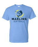 Marlins Softball Short Sleeve Tee - SP