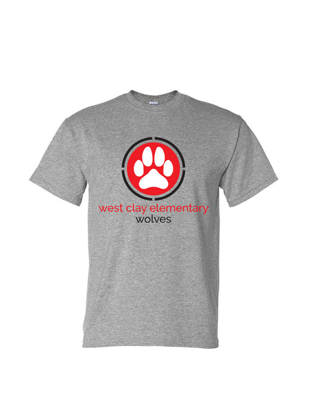 West Clay Elementary Short Sleeve Tee SP2