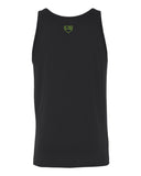 Indy Intensity Youth Black or Athletic Heather Unisex Jersey Tank - L&M Spirit Gear