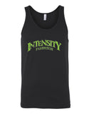 Indy Intensity Adult Black or Grey Triblend Unisex Jersey Tank - L&M Spirit Gear