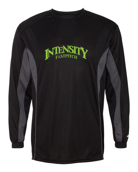 Indy Intensity Adult B-Core Drive Long Sleeve T-Shirt - L&M Spirit Gear  - 1
