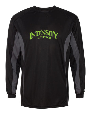 Indy Intensity Adult B-Core Drive Long Sleeve T-Shirt - L&M Spirit Gear